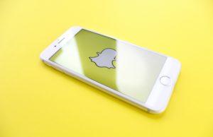 Snapchat 成為今年表現最亮眼的科技股