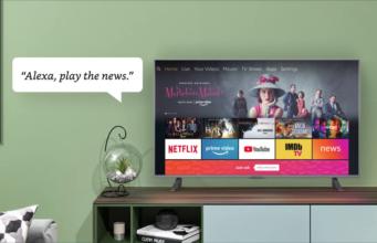 亞馬遜將為美國的Fire TV用戶推出新聞匯整應用程式