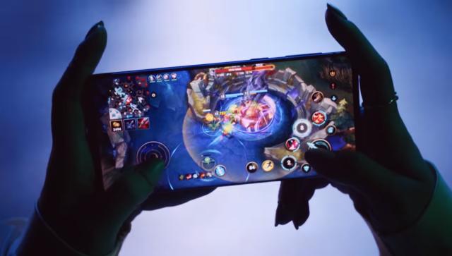 英雄聯盟正式推出手機版