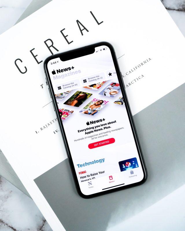 Apple News Plus正式在英國及澳洲上線
