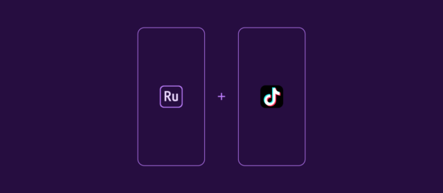 Adobe Premiere Rush可以將影片發佈到抖音上了